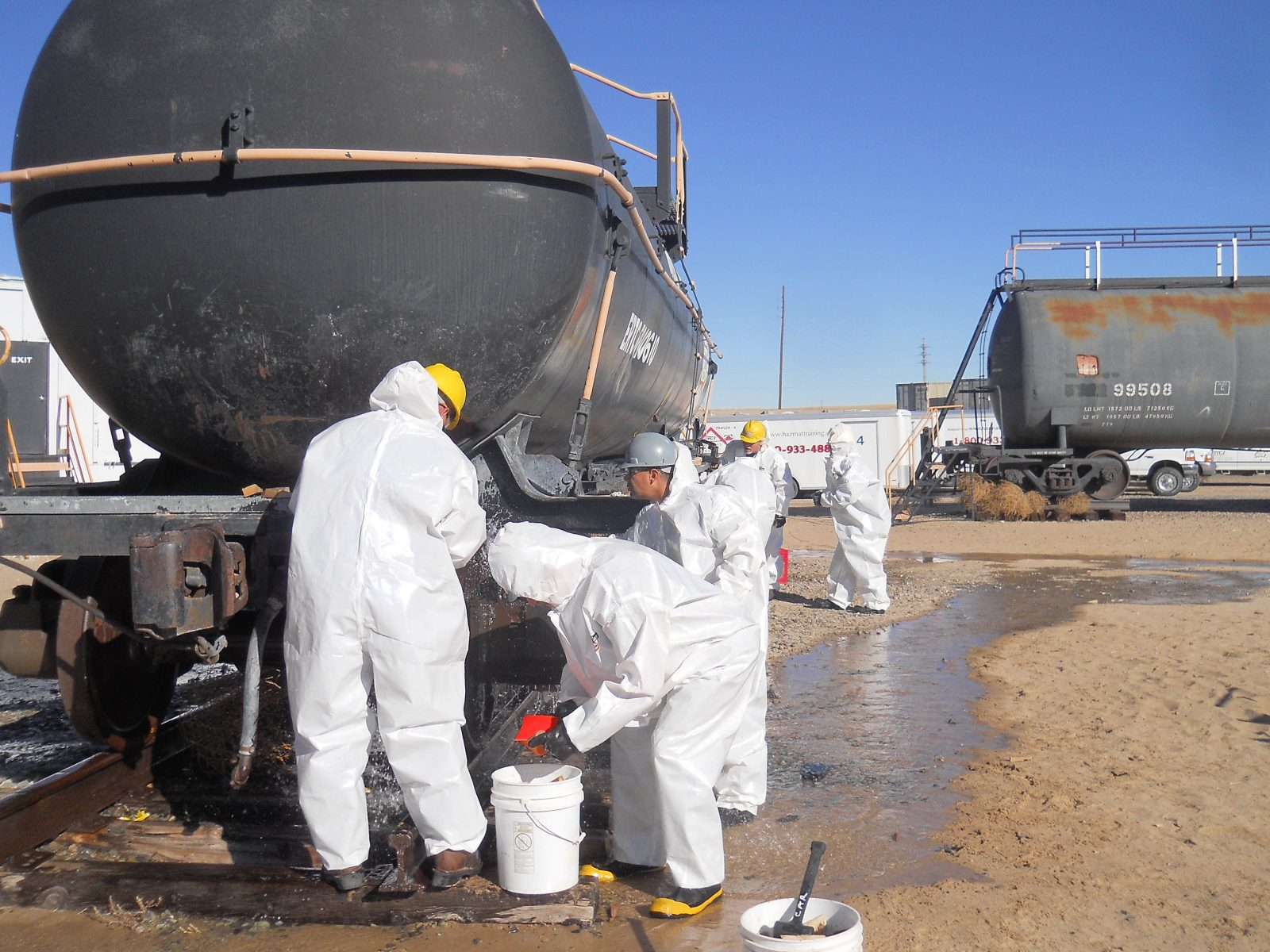 tank car specialist  tcs per-290 dhs-fema funded